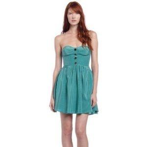 Anthropologie Corey Lynn Calter Elle Bustier Dress